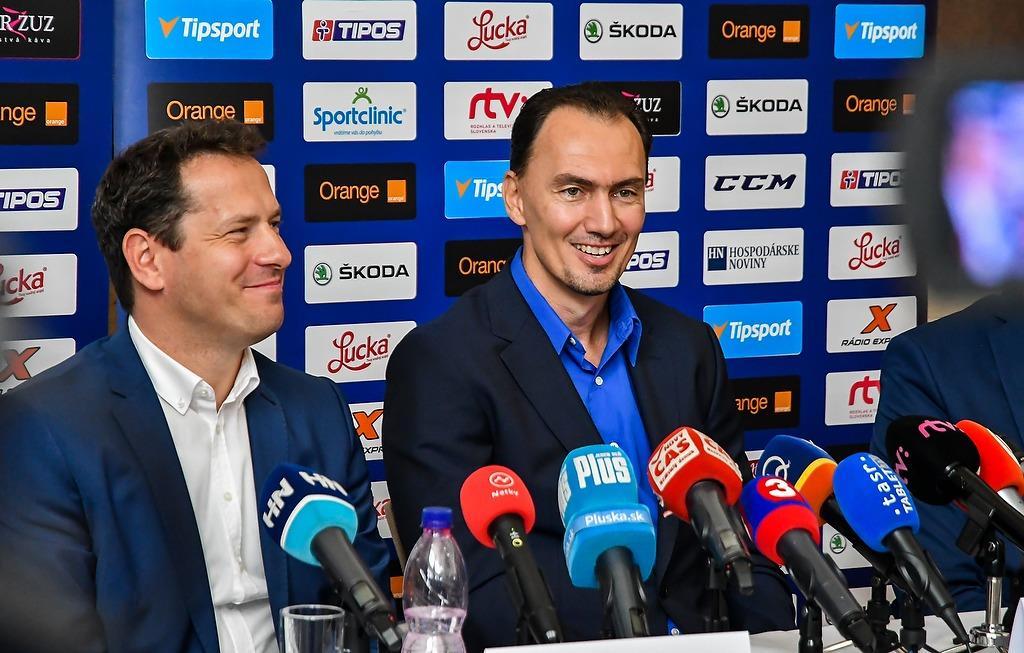 Slovenský hokej povedie Miroslav Šatan