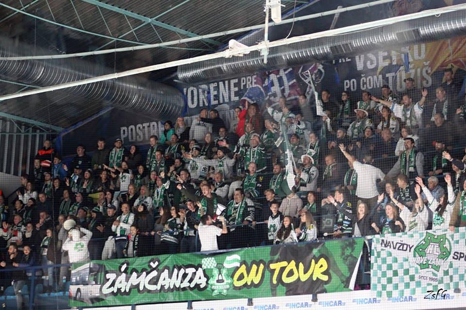 Fanúšikovský výjazd na Slovan