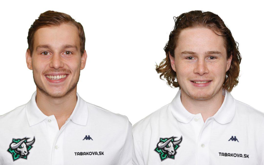 V olympijskom výbere aj Samuel Hain a Andrej Hatala
