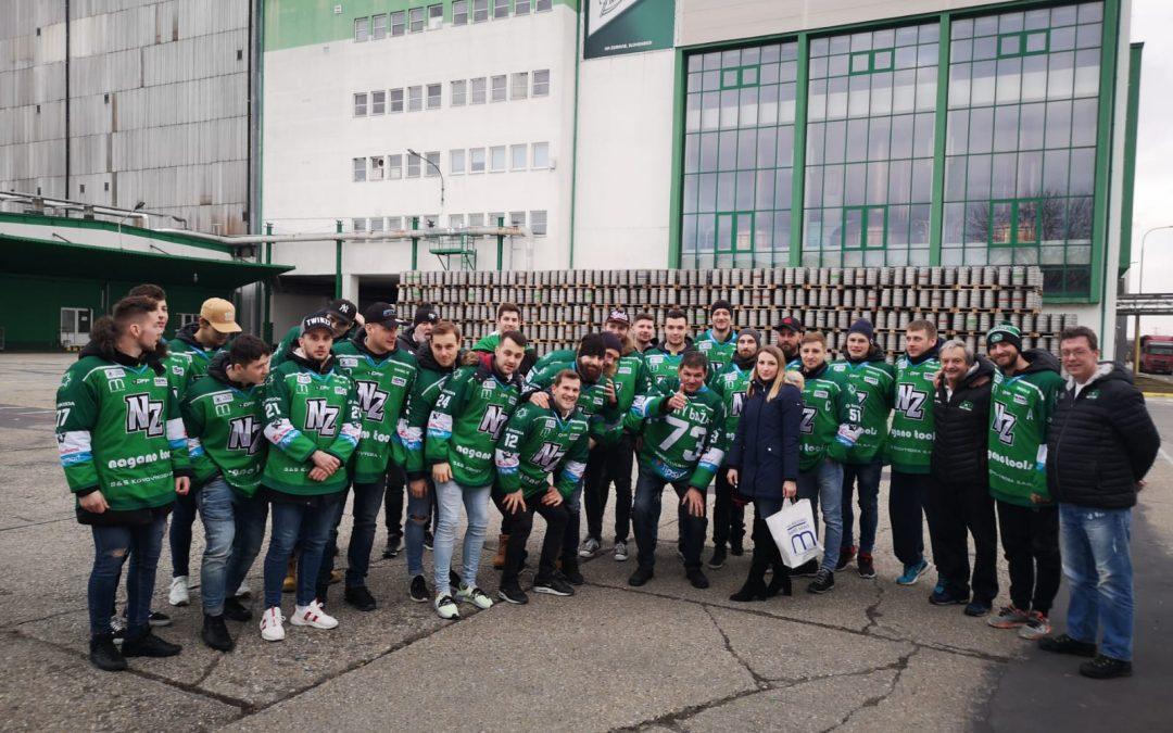 Novozámocký hokej a Zlatý Bažant: To najlepšie, čo doma máme!