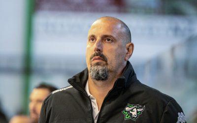 Vedenie klubu ukončilo spoluprácu s hlavným trénerom Martinom Hrnčárom