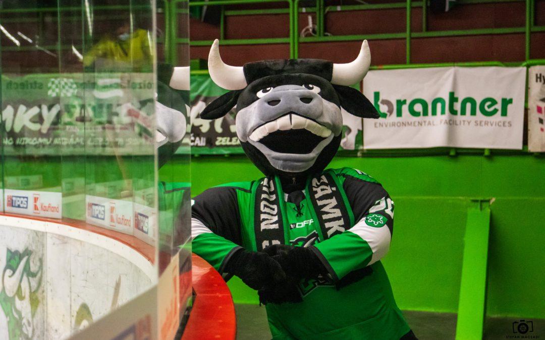 Debutoval pred prázdnymi tribúnami, Lackovičovi niesol masku. Aká bola premiérová sezóna býka Attilu?